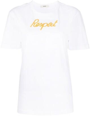 Odeeh Respect patch T-shirt