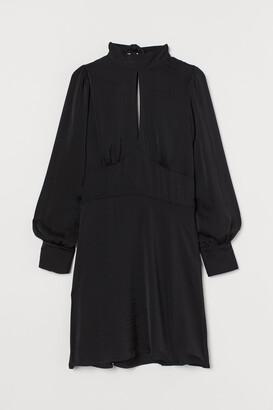 H&M Open-backed dress