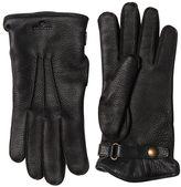Belstaff Buckie Wool & Deer Leather Gloves