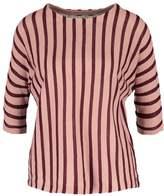 Khujo KAIN Print Tshirt rusty