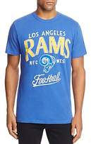 Junk Food Clothing Rams Kickoff Crewneck Short Sleeve Tee