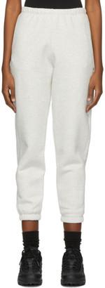 Gil Rodriguez Grey Beachwood Lounge Pants