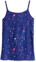 Epic Threads Epic Threads, Cosmic-Print Shelf Camisole, Big Girls (7-16), Only at Macy's