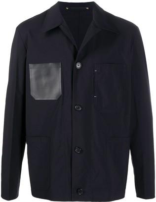 Paul Smith Patch-Pocket Jacket