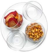 The Cellar 5-Pc. Entertaining Set With Tilted Bowls, Created for Macy's