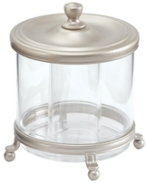 InterDesign York Lyra Vanity Canister