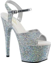 Pleaser USA Women's Adore 710LG Ankle-Strap Sandal