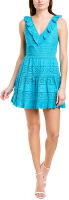 Alice + Olivia Cantara A-Line Dress