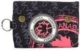 Robin Ruth Canada Robin Ruth - Canada Stamp Denim Folding Wallet