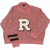 Rag & Bone Pink Cotton Knitwear for Women