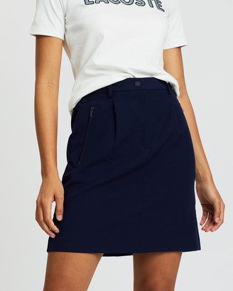 Lacoste Sporty Neoprene Skirt