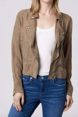 Blank NYC Blanknyc Lightweight Tan Jacket