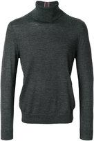 Paul Smith back stripe turtleneck sweater