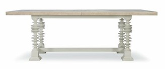 Fine Furniture Design Serenity Extendable Ash Solid Wood Dining Table