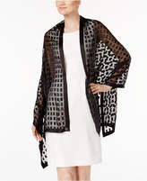 Calvin Klein Lightweight Evening Wrap & Scarf in One