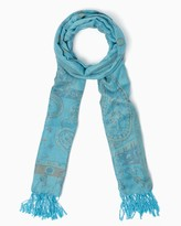 Charming charlie Perfect Paisley Scarf