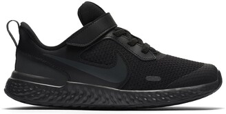 Nike Kids Leather Revolution 5 Trainers
