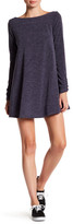 Lucy-Love Lucy Love Long Sleeve Knit Dress