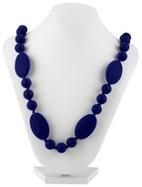 Nuby Silicone Teething Necklace Navy
