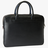 Paul Smith Leather Portfolio Bag, Black