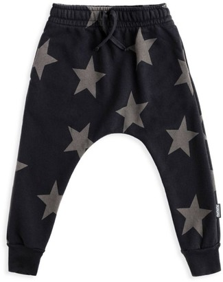 Nununu Little Boy's Star Print Jogging Pants