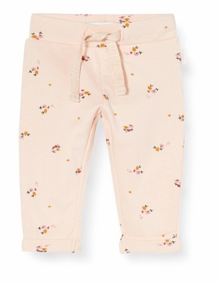 Noppies Baby Girls' G Slim Fit Pants Castro Valley AOP Trouser