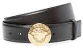 Versace Classic Medusa Leather Belt