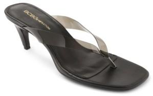BCBGeneration Tabina Kitten-Heel Toe Thong Sandals Women's Shoes