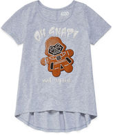 Star Wars STARWARS Girls Short Sleeve T-Shirt-Big Kid