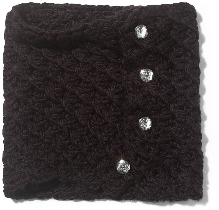 Vince Camuto Tuck Stitch Neckwarmer