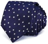 Paul Smith Stars Neat Skinny Tie