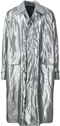 Christian Wijnants Cheru oversized coat