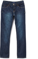 Lucky Brand Dark Wash Sherman Billy Knit Jeans - Boys