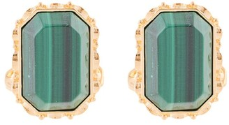 Dolce & Gabbana Stone Embellished Cufflinks