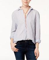 Joe's Jeans Dana Pinstripe Shirt