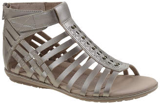 Earth Marconi Leather Gladiator Sandal