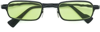 Kuboraum Square Tinted Sunglasses