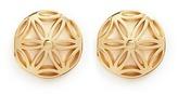 Philippe Audibert 'Lacey' floral cutout stud earrings