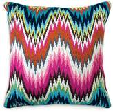 "Jonathan Adler Bargello Worth Decorative Pillow, 20"" x 20"""