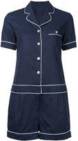 Loveless - pajama playsuit - women - Cotton/Tencel - 34
