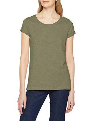 Esprit edc by Women's 999cc1k802 Long Sleeve Top,X-Small