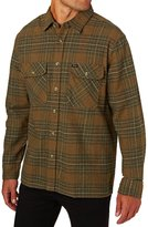 Brixton Archie Long Sleeve Flannel Shirt