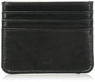 Obey Men's Gentry Jumble ID Wallet