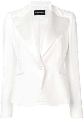 Emporio Armani tailored blazer jacket