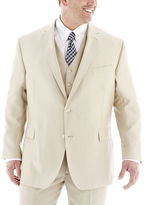 Jf J.Ferrar JF Shimmer Shark Suit Jacket-Big & Tall