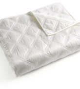 Hotel Collection Radiant Quilted Full/Queen Coverlet