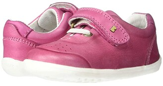 Bobux Step Up Ryder (Infant/Toddler) (Pink/Raspberry) Girl's Shoes