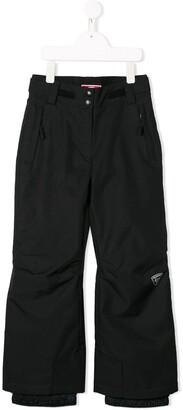 Rossignol Kids ski straight-leg trousers