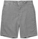 Rag & Bone - Cotton-chambray Shorts