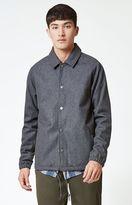 RVCA Wrenchman Wool Coach Jacket
